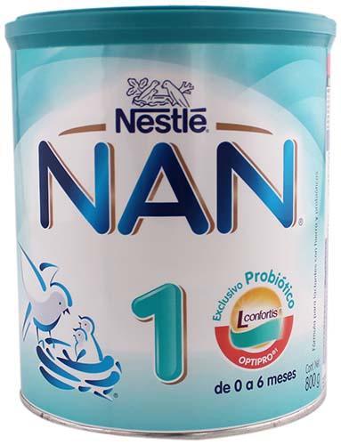 Nan 1, la mejor leche de inicio a un precio inigualable