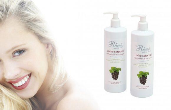 Otórgale el cuidado que se merece tu piel con la leche corporal vinoterapia reve