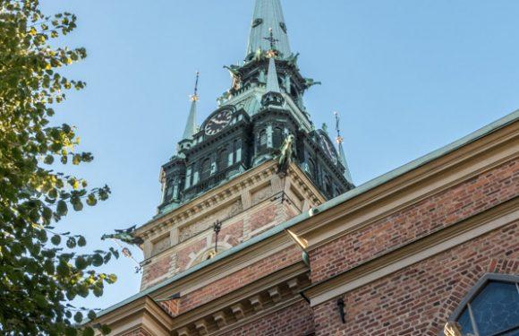 Un recorrido con guías gratis por la iglesia alemana en estocolmo
