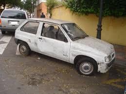 ¿Por qué proceso pasa un coche en un desguace?