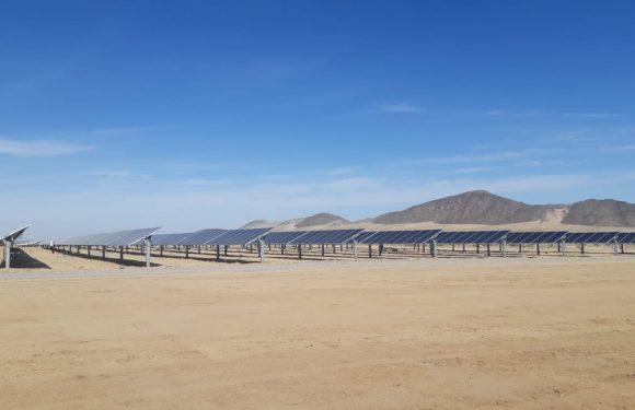 """Parque fotovoltaico la """"Rumorosa"""" fue inaugurado en Baja California"""